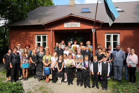 Metsküla kool