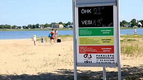 Paralepa rand 6. juunil 2011