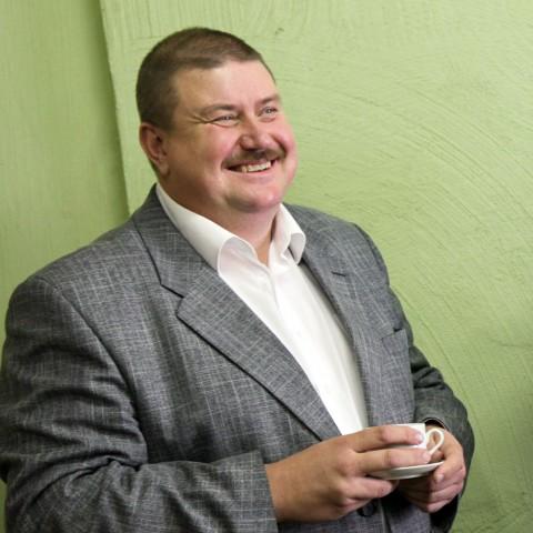 Kullamaa volikogu esimees Einar Pärnpuu.