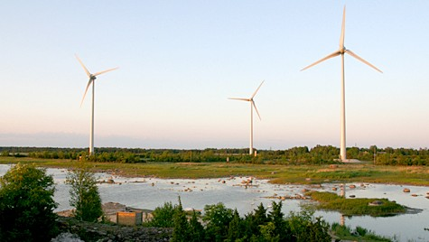 Virtsu tuulepark.