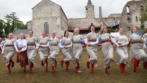 Läänemaa laulu- ja tantsupidu