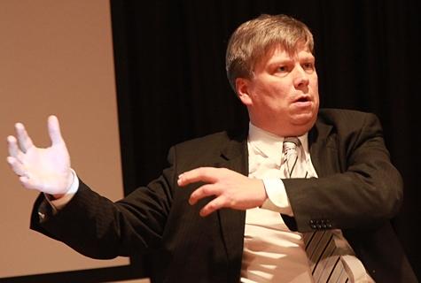 Regionaalminister Siim-Valmar Kiisler Haapsalus. Foto Arvo Tarmula