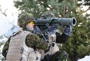 Kaitsevägi Kiltsis Foto: Arvo Jõesalu