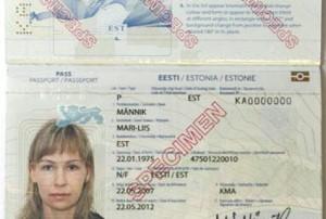 Eesti pass. Repro