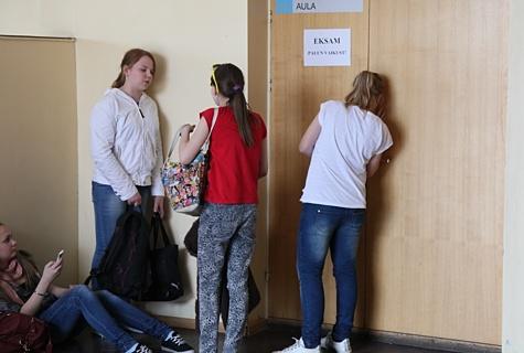 Eesti keele riigieksam gümnaasiumis