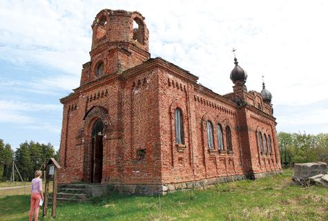 Õigeusu kirik Hullos. Foto: Arvo Tarmula