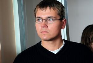 arendusdivisjoni juht Reimo Nebokat valgustab intervjuus enda rolli Ojulandi skandaalis. Foto: Arvo Tarmula