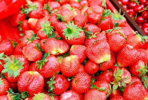 Maasikad. Foto: Arvo Tarmula