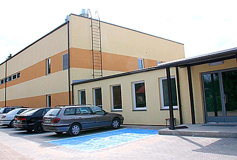 Risti võlakohustuse taga on Riigi Kinnisvara ASi ehitatud koolivõimla. Foto: Arvo Tarmula