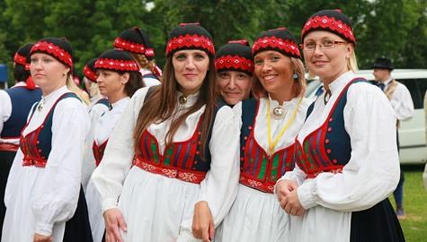 Läänemaa tantsupidu Lihulas