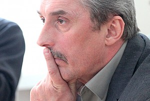 Olev Peetrise sõnul pole nõusolek hakata juhtima ühendvalda poliitiline mäng, vaid tööpakkumine. Foto: Arvo Tarmula