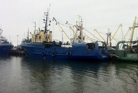 Venemaa pidas Kaliningradi lähedal kinni Soome lipu all sõitva Morobelli laeva