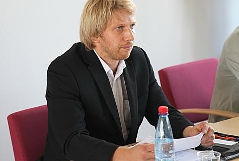 Jaanus Karilaid Foto: Arvo Tarmula