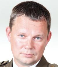 Vormsi vallavanem Tanel Viks. Foto: Erakogu