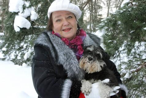 Edda Paukson. Foto: erakogu