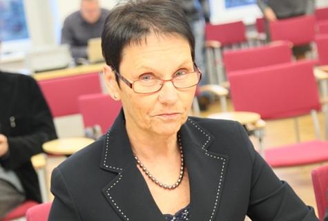 Ingrid Danilov. Foto: Arvo Tarmula
