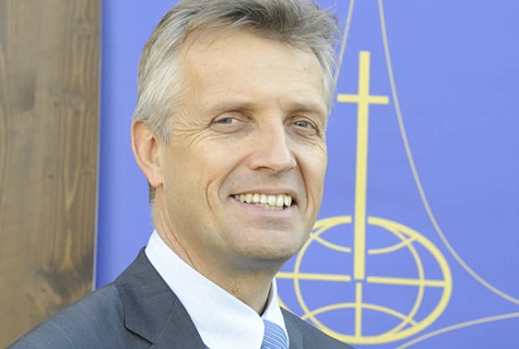 Martin Junge. Foto: www.lareconciliacion.cl