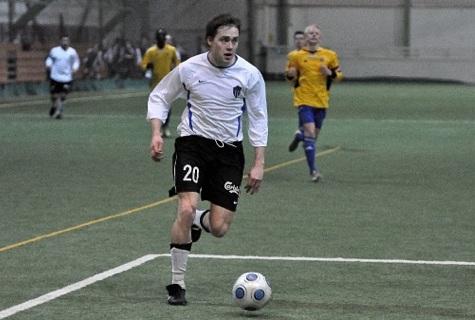 Läänemaa möödunud aasta parim meessportlane on jalgpallur Rimo Hunt. Foto: laanemaajk.wordpress.com