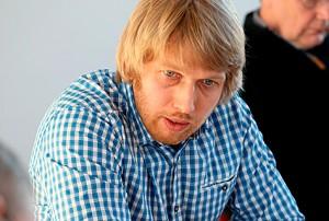 Jaanus Karilaid. Foto: Arvo Tarmula