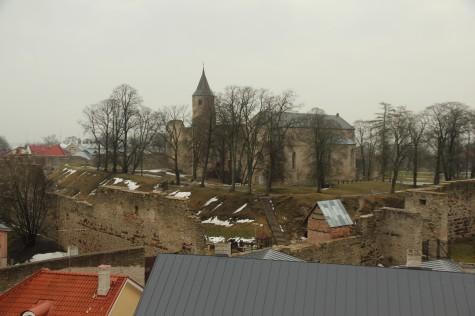 Toomkiriku katuse remondiks saadi 32 800 eurot. Foto: Urmas Lauri