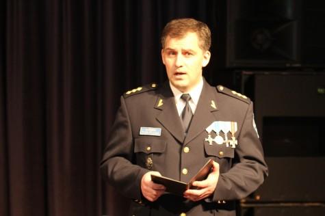 Haapsalu kriminaaltalituse juht Andrei Taratuhin. Foto: Urmas Lauri
