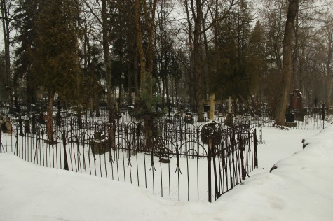Ristid vanal kalmistul (13)