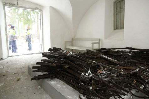 Ristid vanal kalmistul (3)