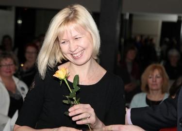 Ulrika Grauberg. Foto Arvo Tarmula