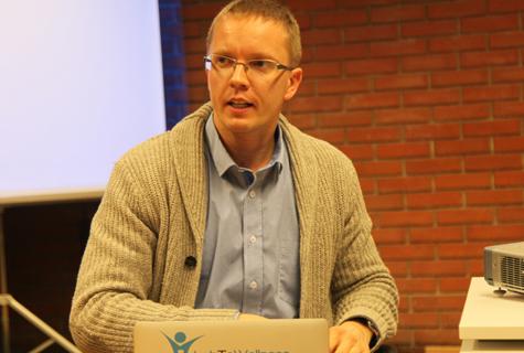 Geenitehnoloog, ettevõtja Indrek Kask. Foto: Arvo Tarmula