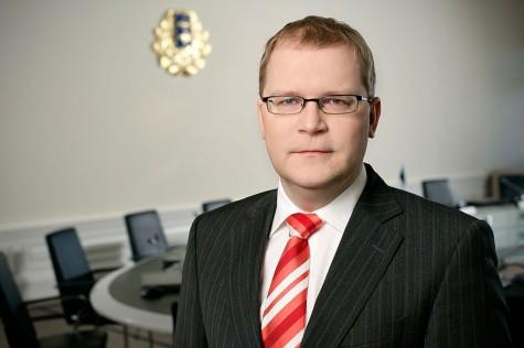Urmas Paet. Foto: Vikipeedia
