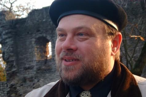 Arhitekt ja muinsuskaitsja Tõnis Padu. Foto: Arvo Tarmula