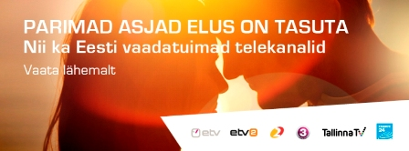 Digilevi TasutaTV kasutamiseks ei ole vaja sõlmida täiendavaid siduvaid lepinguid. Foto: Digilevi