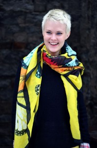 Noorim SDE Euroopa Parlamendi kandidaat Liina Raud. Foto: SDE