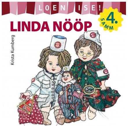 """Krista Kumberg. """"Linda nööp""""."""