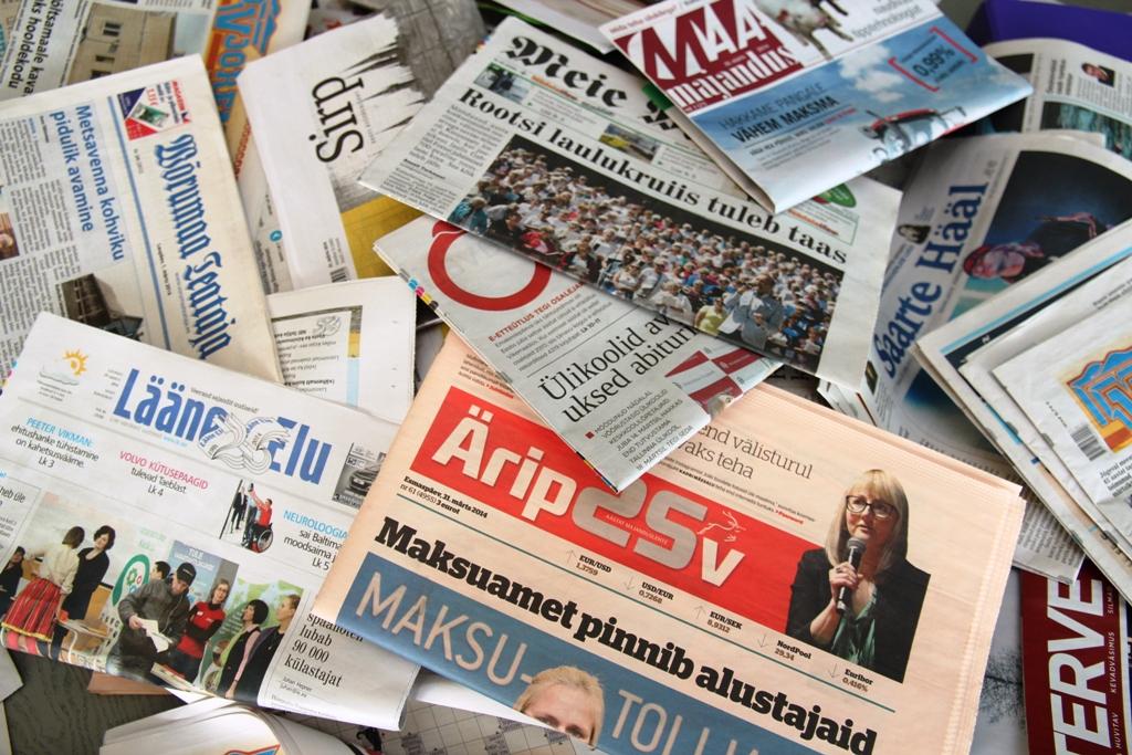 EALLi hinnangul on traditsioonilised meedialiigid jätkuvalt oluline reklaamikanal jõudmaks ka nende tarbijagruppideni, kellele otsepost ei ole oluline. Foto: Urmas Lauri
