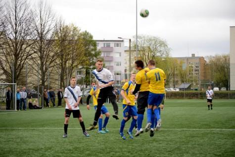 Jalgpall Merilin KaustelLehemets(19)
