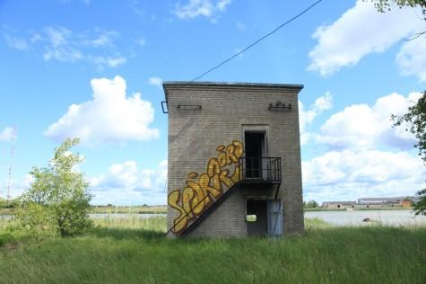 Krimmi holm graffity
