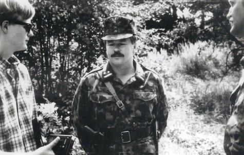 Linn lukku 1994 Heiki intervjuu pressile