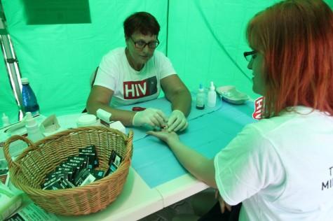 HIV test 050