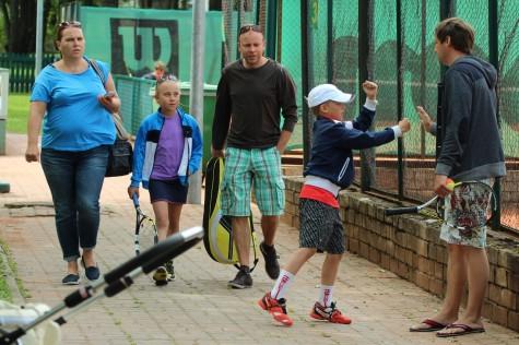 Laste tenniseturniir Krahviaias (1)