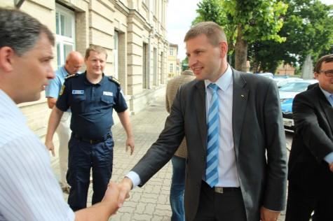 Minister Hanno Pevkur 006