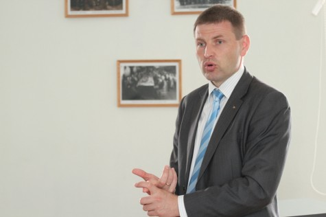 Minister Hanno Pevkur 051