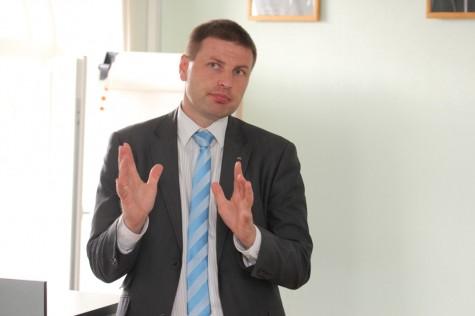Minister Hanno Pevkur 056