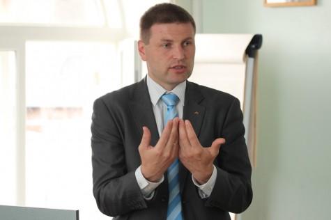 Minister Hanno Pevkur 063