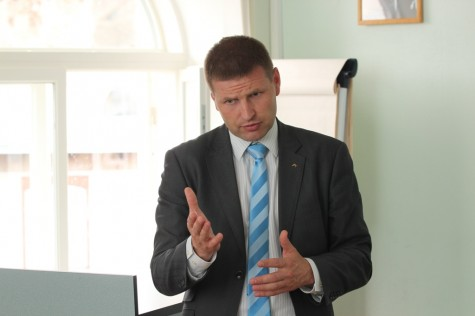 Minister Hanno Pevkur 069