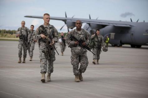 USA sõjaväelased
