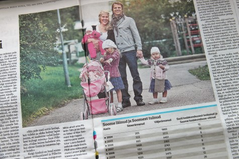 Soomest haapsallu elama