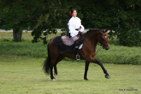 Perepäev hobustega Kaia Vooremaa  (2)