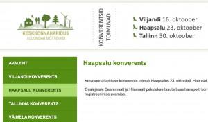 Keskkonnakonverents
