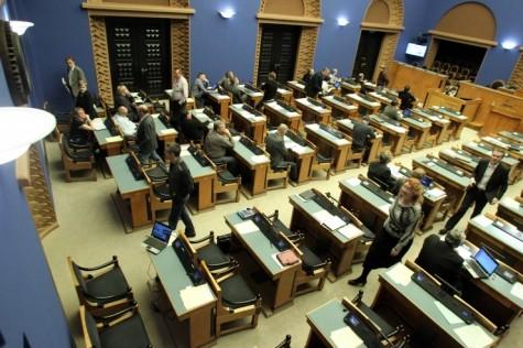 Kooseluseadus riigikogus juuni 2014 foto pealinn